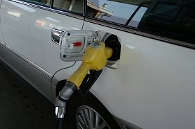 ガソリン不足解消は間もなくか(写真はイメージ)