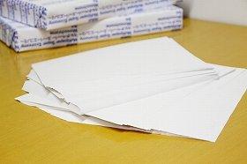 印刷用紙は生産だけでなく保管の問題も発生(写真はイメージ)
