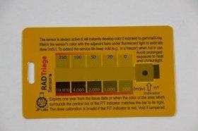 放射線測定カード「RAD Triage」が売れている