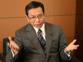 「『地産地消』のエネルギー」への転換を訴える吉井英勝衆院議員