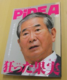 「PiDEA」の表紙