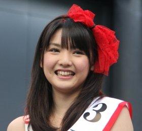 道重さんは次期リーダーになれるのか(2010年8月25日撮影)