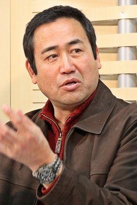 「20年前米作りを体験したとき、自分は生産者のことを何も知らないなと感じました」(永島敏行)