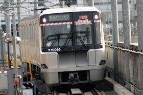 08年開業の横浜市営地下鉄「グリーンライン」。開業当初から「全席優先席」だ