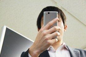 スマートフォンで気軽にツイートする際もご注意