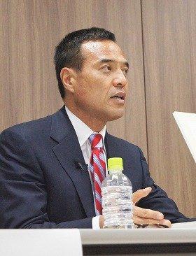 「日本の農業は強いんです。質もいいし安全性も高い。日本の商品を世界で並べて差別化していきいたいですね」(新浪剛史さん)