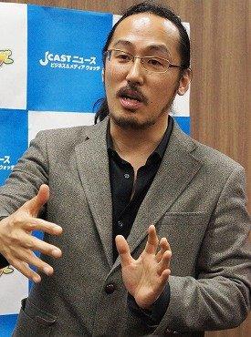 「TPP参入で日本は世界一の農業大国になります! 関税をなくせば国内の食品工業 はもっと元気になります」(浅川芳裕さん)