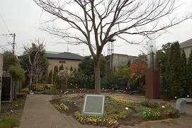 美智子さまのご実家があった場所は現在、品川区の公園になっている。