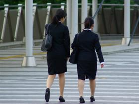 「彼氏が三菱商事に勤めればいいなぁ」と思っている女性が少なくない(写真はイメージ)