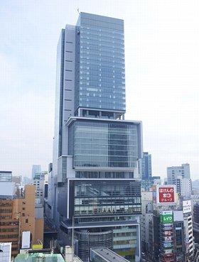 渋谷ヒカリエ(外観)