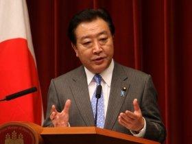 野田佳彦首相は、記者会見で閣僚名簿をみずから読み上げて発表した