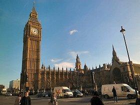 ロンドン五輪開幕は目の前だ(2011年2月撮影)