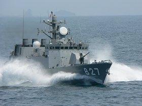 海上自衛隊の艦船