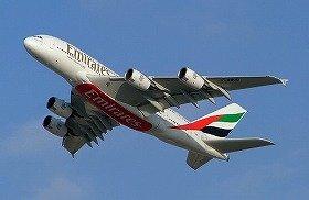 エミレーツ航空は12年7月からA380型機を成田に乗り入れている