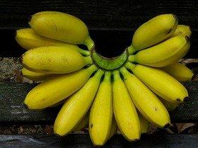 バナナの輸入が増えている