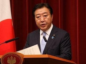 野田首相は解散の時期について明言を避け続けている