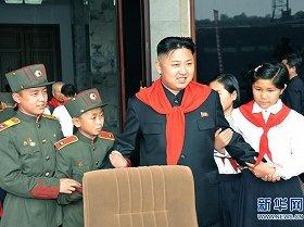 人民日報も認めた「世界一セクシーな男」金正恩氏(写真は、新華網から)