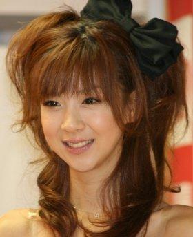 ほしのあきさん(07年10月撮影)