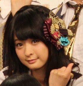 卒業を発表した小木曽汐莉さん(12年11月撮影)