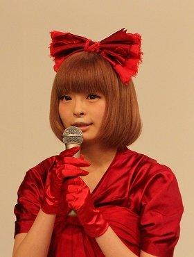 きゃりーぱみゅぱみゅさん(2012年11月26日撮影)