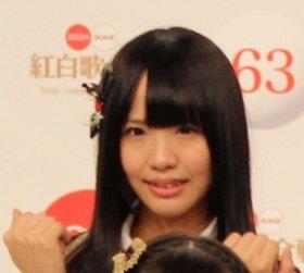 松村香織さん(12年11月撮影)