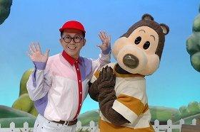 2013年3月に終了する「つくってあそぼ」(C)NHK