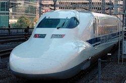 経年劣化に対応する東海道新幹線