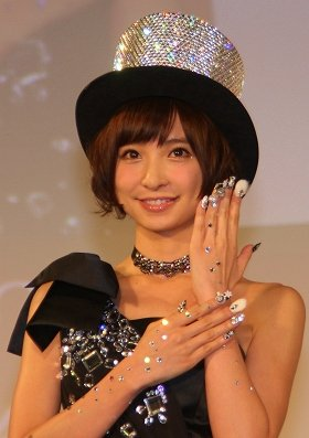 AKB48の篠田麻里子さんが区長をつとめる「カワイイ区」