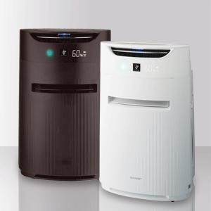 大気汚染がひどい中国で「空気清浄機」が売れている!(写真は、シャープ製)