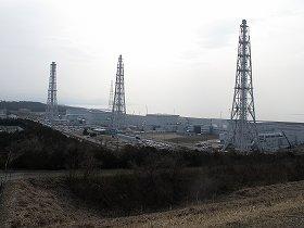 東京電力柏崎刈羽原発ではフィルターベントの基礎部分の工事が始まっている