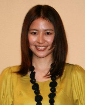 伊勢谷友介さんとの熱愛が噂される長澤まさみさん(08年1月撮影)