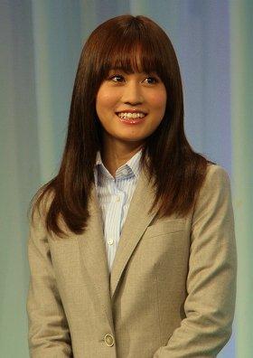 前田敦子さん(2013年1月撮影)