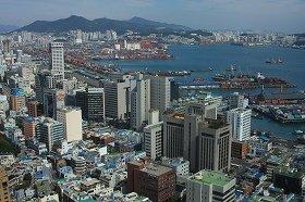 海底トンネルが完成すれば韓国側は釜山に抜けるとみられる