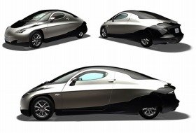 「シムドライブ」の先行開発モデル「シム・セル」