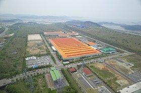 GM会長の発言は韓国経済界に波紋を広げた(写真はGMの保寧工場)(C)General Motors