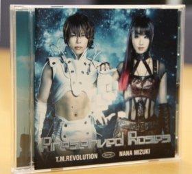 T.M.R.西川さんと水樹さんによるシングル「Preserved Roses」。アニソンファンからは「夢のコラボ」との声が出た