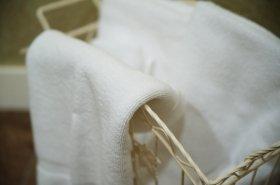バスタオル、今や「毎日洗濯」が当たり前(イメージ)