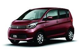三菱自動車工業「eKワゴン」
