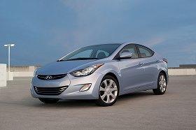 現代自動車の「エラントラ」(c)Hyundai Motor America