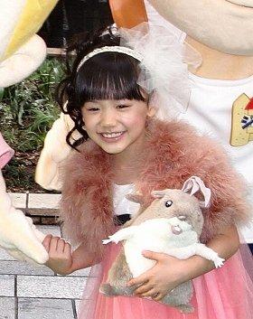 芦田愛菜ちゃんが中国で大人気