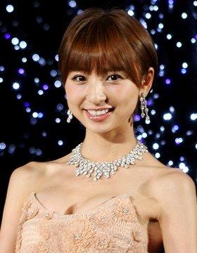 ブランドを持つ夢を叶えた篠田麻里子さん(画像は2011年11月撮影)