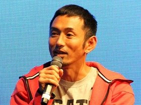 為末大さん(2013年10月撮影)
