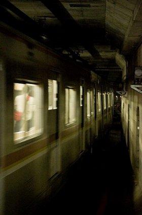 地下鉄(イメージ画像)