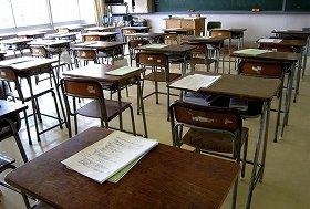 教室での被害も多かった