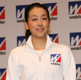 浅田選手は12月21日に開幕する全日本選手権で正式に代表入りが決まる(2010年撮影)