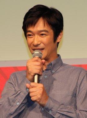 堺雅人さんは「半沢直樹」に続き「リーガルハイ」も好調だった(13年10月撮影)