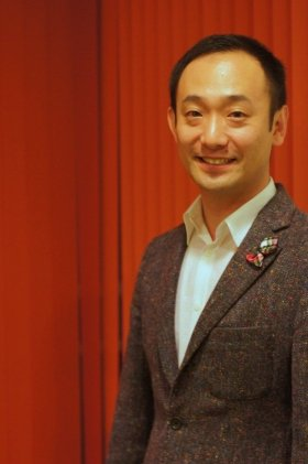 「ShootingStar」を運営するJGマーケティングの代表取締役・佐藤大吾さん。2014年の成長に意欲を見せつつ、業界では淘汰が進むだろう、と語る