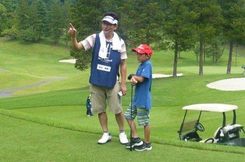 ゴルフ場で「親子でゴルフ」を見かける機会は増えるか?