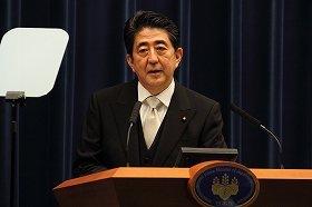 安倍首相は女性閣僚5人起用で「社会に変革が起こる」と自信満々だったが...