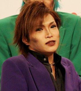 引っ越しをバラされてしまった鬼龍院翔さん(12年11月撮影)
